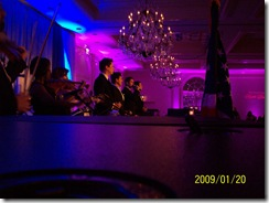 Il Divo at the Purple Inaugural Ball